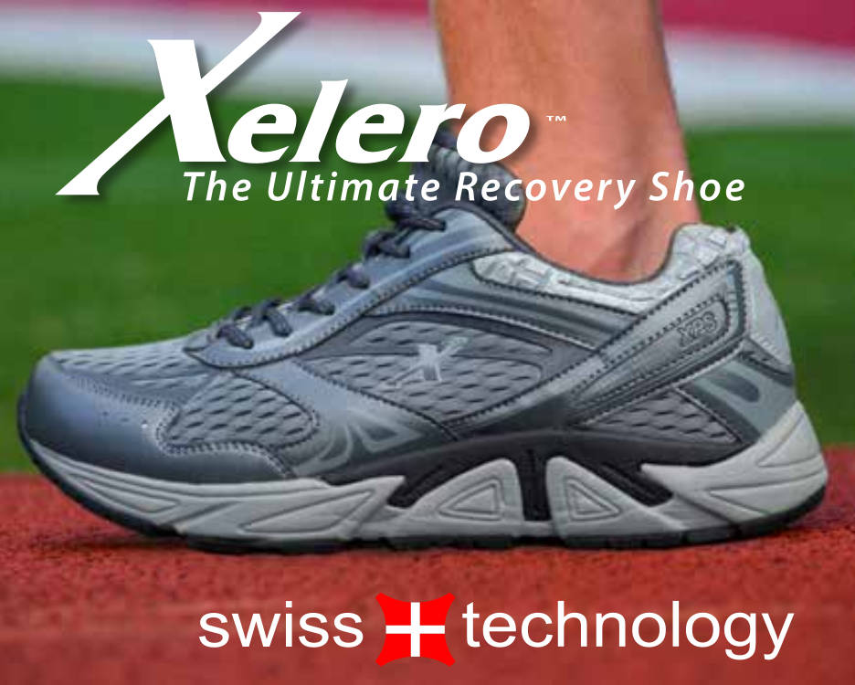 Recovery Shoes and Motion Control Shoes